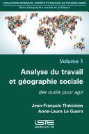 Analyse du travail et géographie sociale