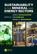 Sustainability in the Mineral and Energy Sectors - Seite 436