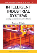 Pdf Intelligent Industrial Systems: Modeling, Automation and Adaptive Behavior Telecharger