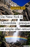 De New-York à Cloverdale ebook