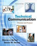 Technical Communication Process and Product [Pdf/ePub] eBook
