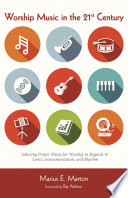 Worship Music in the 21st Century