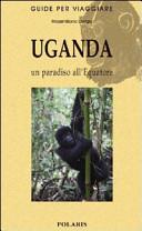 Copertina Libro Uganda. Un paradiso all'equatore