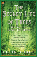 The Secret Life of Trees Book