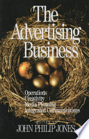 The Advertising Business Book