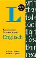 Langenscheidt Schulwörterbuch Englisch - Buch Mit App