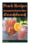 Peach Recipes  English Edition