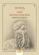 Pdf Moses and Monotheism Telecharger