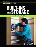 Built ins and Storage