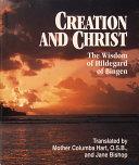 Creation and Christ