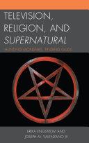 Television, Religion, and Supernatural Pdf/ePub eBook