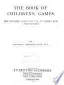 The Book of Children s Games