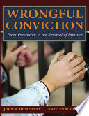 Wrongful Conviction Book PDF