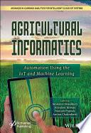 Agricultural Informatics