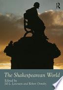 Free The Shakespearean World Read Online