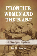 Frontier Women and Their Art
