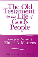 The Old Testament in the Life of God's People