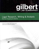 Legal Research, Writing, & Analysis