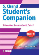 S  Chand s Students Companion  Part II