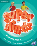 Super Minds Level 3 Student s Book with DVD ROM
