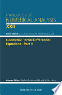 Geometric Partial Differential Equations - Part 2