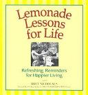Lemonade Lessons for Life Book