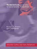 Feminism and the Classroom Teacher