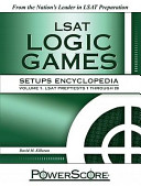 LSAT Logic Games Setups Encyclopedia