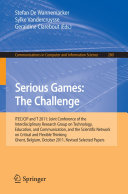 Serious Games  The Challenge
