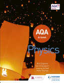 AQA A Level Physics  Year 1 and Year 2