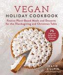 Vegan Holiday Cookbook