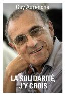 Pdf La solidarité, j'y crois Telecharger