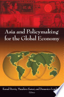 Asia and Policymaking for the Global Economy Book