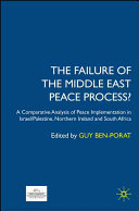 The Failure Of The Middle East Peace Process