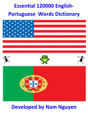 Essential 120000 English-Portuguese Words Dictionary