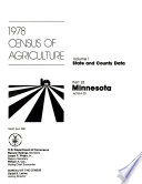 1978 census of agriculture, Agriculture 1978