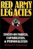 Red Army Legacies