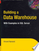 Building A Data Warehouse Book PDF