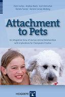 Attachment to Pets Pdf/ePub eBook