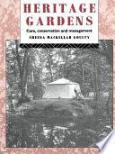 Heritage Gardens Pdf/ePub eBook
