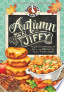 Autumn in a Jiffy Cookbook Book