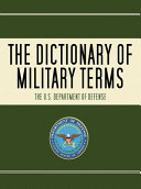 Pdf The Dictionary of Military Terms