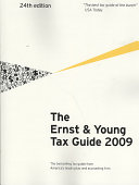 The Ernst Young Tax Guide 2009