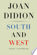South and West Book