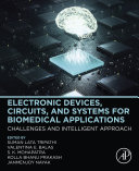 Electronic Devices  Circuits  and Systems for Biomedical Applications