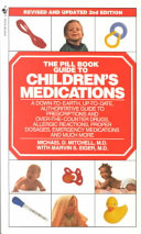 The Pill Book Guide to Children s Medications