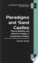 Paradigms and Sand Castles