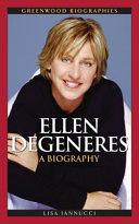 Ellen DeGeneres: A Biography Pdf/ePub eBook
