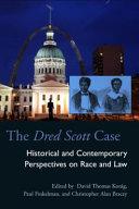 The Dred Scott Case