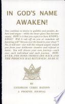 In God s Name Awaken  Book